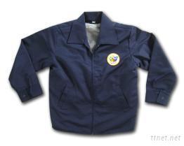 工作制服外套
