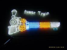 大型戶外霓虹燈廣告招牌