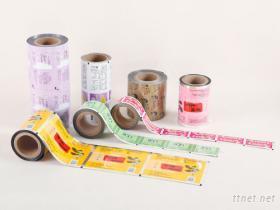 鋁箔膠膜-鋁箔包裝袋