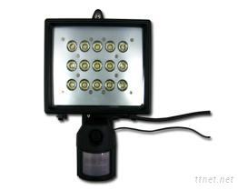 紅外線自動感應LED燈攝影機