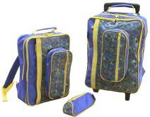 兒童三組式背包