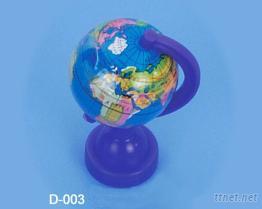 地球儀含座