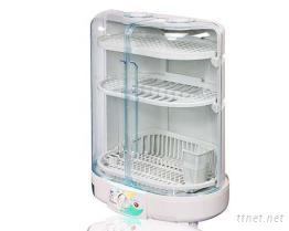 直立式溫風烘碗機