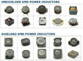 功率電感, SMD Power Inductors
