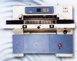 微機程控切紙機