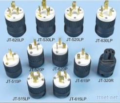 NEMA电源插头 (L5-30P)