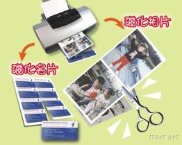 磁化列印紙