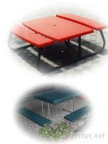 戶外休閒野餐桌