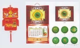 掛曆, 檯曆, 吊曆