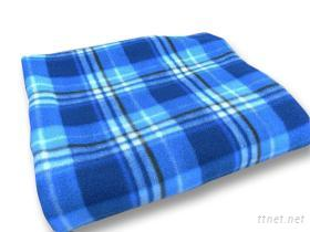 收納型刷毛毯-法蘭格