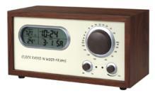 木鐘收音機