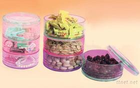 三層糖果盒