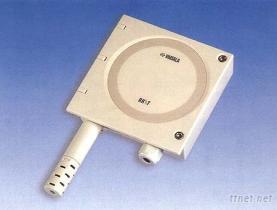 璧掛式溫度/溼度偵測傳送器