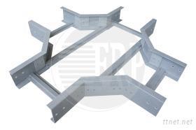 GRP 玻璃纖維線架十字型彎頭