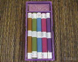 5色精油線香禮盒