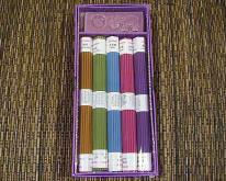 5色精油线香礼盒