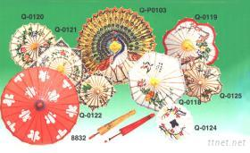 油紙傘系列