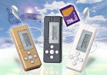 插卡式MP3數位音樂播放機