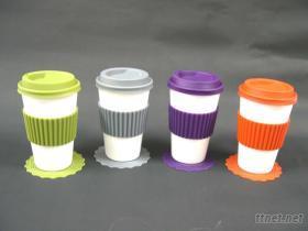 陶瓷旅行杯