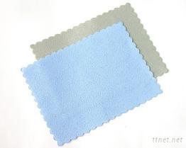 仿麂皮開纖雙面磨毛擦拭布