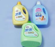 泡乐洗衣乳/柔衣精