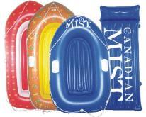 塑膠吹氣製品(廣告船類)