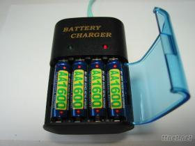 可充电电池