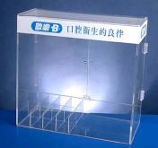 壓克力商品陳列盒