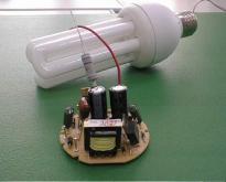 省电灯泡(电球型)电子安定器