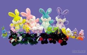 復活節/萬聖節系列玩具