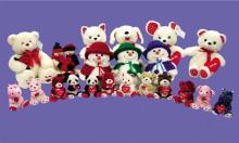 情人節/聖誕節系列玩具