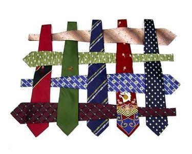 Logo設計領帶