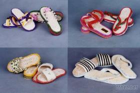 奇賽特草(拖)鞋