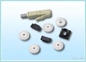 塑膠射出成型-塑膠齒輪-台中塑膠射出成型製造工廠-OEM客製化塑膠射出製品