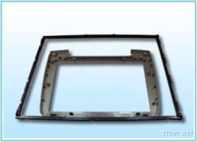 塑胶射出-框架零组件-台中塑胶射出成型制造工厂-OEM客制化塑胶射出制品