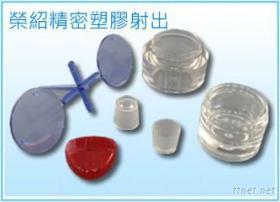 塑膠射出-透明配件-台中塑膠射出成型製造工廠-OEM客製化塑膠射出製品