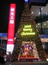 18米松針聖誕樹