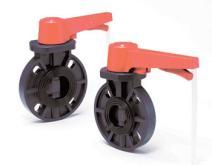 把手式碟閥butterfly valve-lever handle