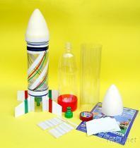 水火箭教學材料組