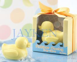 黃色小鴨香皂