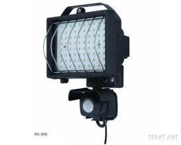 LED/20W紅外線自動感應防盜燈