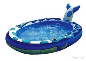 幼童充氣泳池