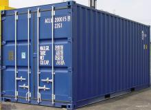 标准干货集装箱