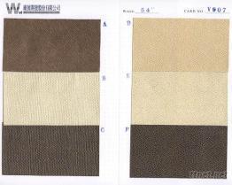 拉菲草PVC皮