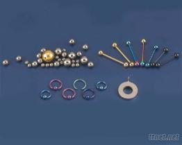 鈦金屬肚臍環