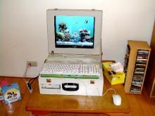 DIY可攜帶式桌上型電腦機殼