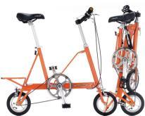 折叠脚踏车