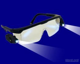 LED护目镜
