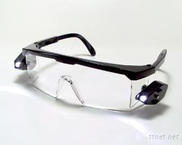 LED可调式护目镜
