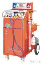 汽車冷氣系統檢修機